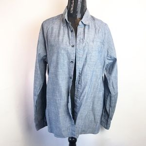 Levis Levi Strauss and Co. Shirt Size M Blue
